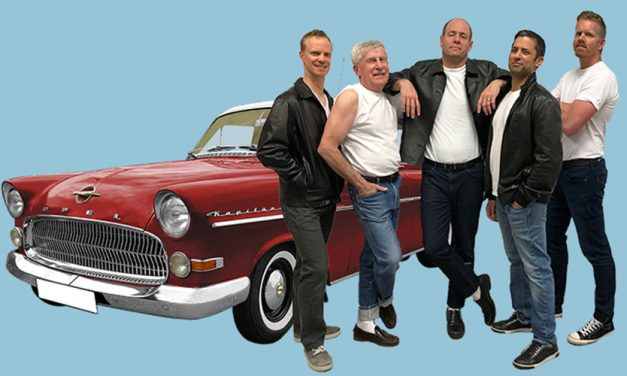Shake, Rattle and Rock – '50s Music Benefit