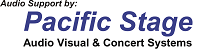 Pacific Stage Audio Visual Logo