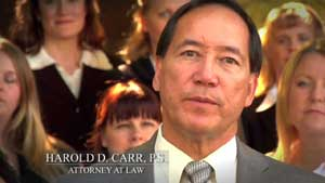 Harold Carr Attorney